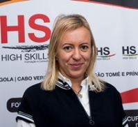Marina Ramos -Coordinator, Trainer and Consultant at High Skills in the area of ​​Marketing and Sales